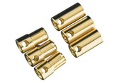 Castle Creations 6.5mm Bullet Connector 13G/8G 200A (3