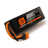 Spektrum 11.1V 5000 mAh 3S 30C Smart LiPo Battery IC3 SPMX50003S30H3