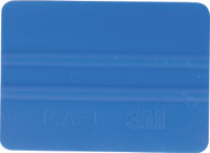 "4"" 3M SQUEEGEE - BLUE - MEDIUM/HARD"