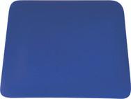"4"" TEFLON HARD CARD - BLUE - MEDIUM/SOFT"
