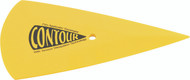 CONTOUR SQUEEGEE - YELLOW
