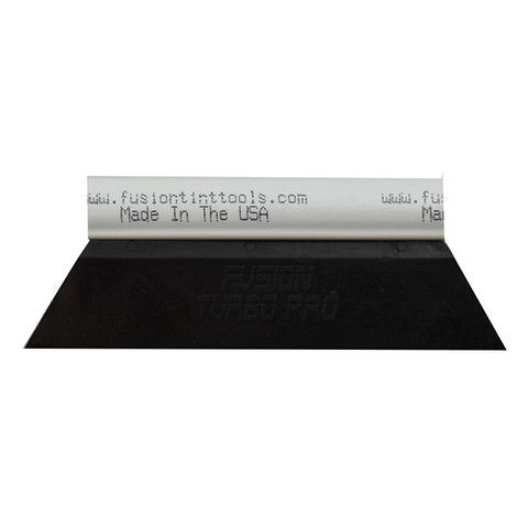 "82 DUROMETER                             5.5"" TURBO PRO BLACK W/ SMALL WHITE HANDLE"