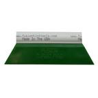 "TURBO PRO GREEN 5.5"" W/ SMALL WHITE HANDLE"