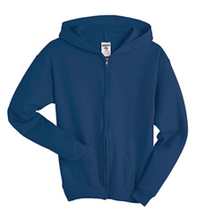 Full Zip Hooded Sweatshirt (1003)