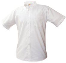Boys and Men's Oxford Short Sleeve (1035)