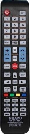 RM-L1195+X Universal remote control. For: SHARB,SONY,PANASONIC,SANYO,TOSHIBA, PHILIPS,LG,SAMSUNG,HISENSE,...