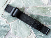Panerai OEM Velcro Black Coramid, 24/24 mm standard length