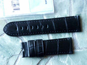 Panerai OEM Black Alligator Standard & XL length