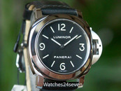 Panerai PAM 112 Luminor Base Model Sandwich Dial 44mm
