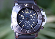 Panerai PAM 187 Submersible Chronograph 1000 meter LTD, 47mm ON HOLD