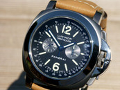 Panerai PAM 192 Luminor Tantalium Chrono Lamania Mvmt LTD