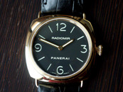 Panerai PAM 231 Radiomir Rose Gold Sandwich Dial 45mm