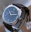 Panerai PAM 322 Radiomir Titanium Case Tobacco Dial Minerva Movement LTD of 50