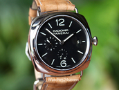 Panerai PAM 323 Radiomir GMT Automatic 10 Day, 47 mm