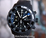 IWC Aquatimer Galapagos Chronograph Limited Production 44mm