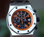 Audemars Piguet Royal Oak Offshore Themes Volcano Chrono