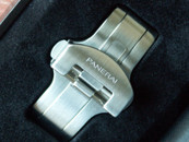 Panerai OEM Deployant Buckle Brushed 20 mm  for 40 mm watch