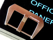 Panerai OEM Pre Vendome Style Buckle 26 mm Brushed