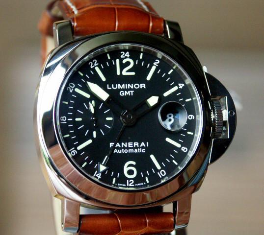99e3231ca393 Panerai PAM 237 GMT All Black Dial LTD  7 - Watches 24 Seven