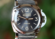 Panerai PAM 605 Luminor Firenze Historic Limited Series 3 day 1950 Case, 47mm