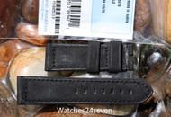Panerai OEM  Buffalo Black  24/22 mm Now $225