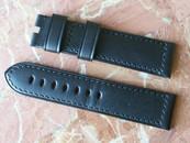 Panerai OEM 24 mm Black Calf standard length $135 USD