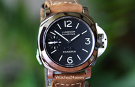 "Panerai PAM 416 Luminor ""Pig Dial"" Beverly Hills Boutique LTD  44 mm"