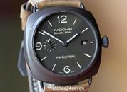 Panerai PAM 505 Radiomir Composite Black Seal 3 Day, 45 mm.