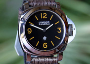Panerai Pre Vendom 5218-201a Logo NON Matching Dial 44mm #2XX ON HOLD