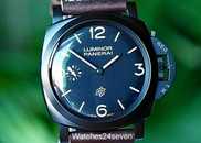 Panerai PAM 617 Luminor Logo Dial 1950 3 Days Titanio DLC 47mm