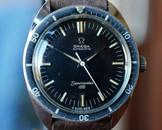 Omega Seamaster Vintage 120 Tritium Dial Silver Logo Dial