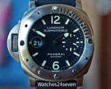 Panerai PAM 239 Luminor Submersible Destro Chronopassion LTD 44mm