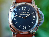 Panerai PAM 372 Luminor Historic 3 day 1950 Plexi Crystal 47mm