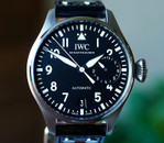 IWC Big Pilot Automatic 7 Day Power Res 46mm 5009-12 ON HOLD