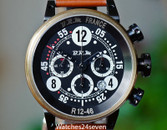 BRM Bronze Automatic w Date Chronograph 46mm, Ref. R12-46