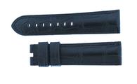 Panerai OEM Black Semimat Alligator 24/22