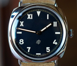 Panerai PAM 424 Radiomir California Acciaio 3 Days No Date, 47mm
