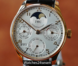 IWC Portuguese Perpetual Calendar Rose Gold 42mm ON HOLD