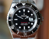 ROLEX Sea-Dweller Anniversary RED Logo 43mm Ref. 126600