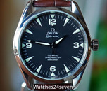 Omega Railmaster Seamaster Aqua Terra 150m Co Axial Automatic 42mm