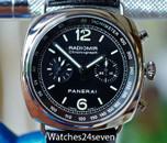 Panerai PAM 288 Radiomir Chronograph Steel 45mm