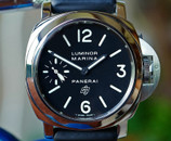 Panerai PAM 318 Luminor Logo Brooklyn Bridge LTD 44mm