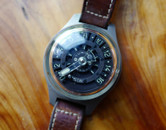 Panerai Vintage Luminor Metri Depth Meter Gauge 16 Meters.