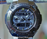 Casio G-Shock MRG-7700B Multiband 6 Atomic Solar Titianium Watch