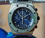 Audemars PIguet ROO Chronograph Blue Dial 42mm w Box