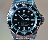Rolex Sea-Dweller Oyster Steel Black Dial 40mm