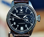 IWC Big Pilot 5002 Automatic 7 day Movement 46mm