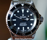 Rolex Submariner Stainless Steel Vintage 40mm. Ref 5512