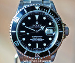 Rolex Submariner Stainless Steel 40mm Ref 16610 Z Circa 2007 ON HOLD