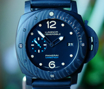 Panerai PAM 616 Submersible Carbotech 3 Days Auto 47mm